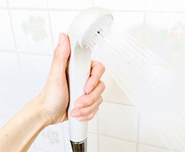 シャワーイメージ図