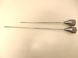 まっすぐの吸引管(カニューレ)の画像